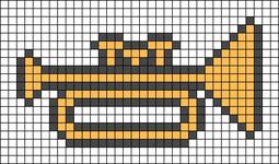 Alpha pattern #33881
