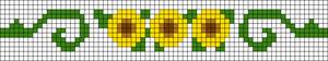 Alpha pattern #33883