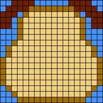 Alpha pattern #33907
