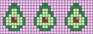 Alpha pattern #33910