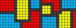 Alpha pattern #33911