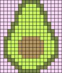 Alpha pattern #33913