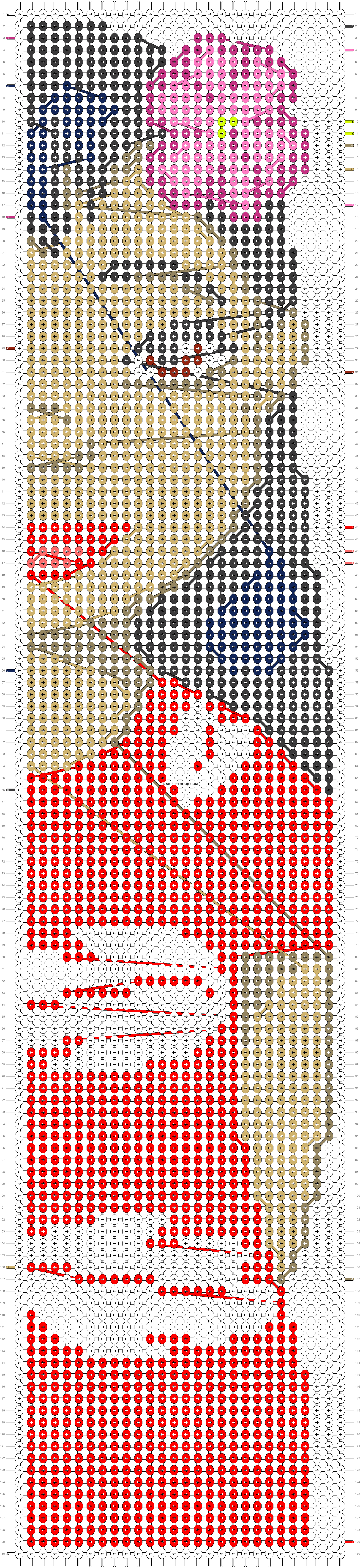 Alpha pattern #33919 pattern