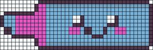 Alpha pattern #33939