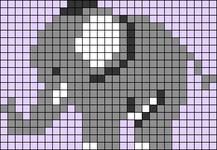 Alpha pattern #33945