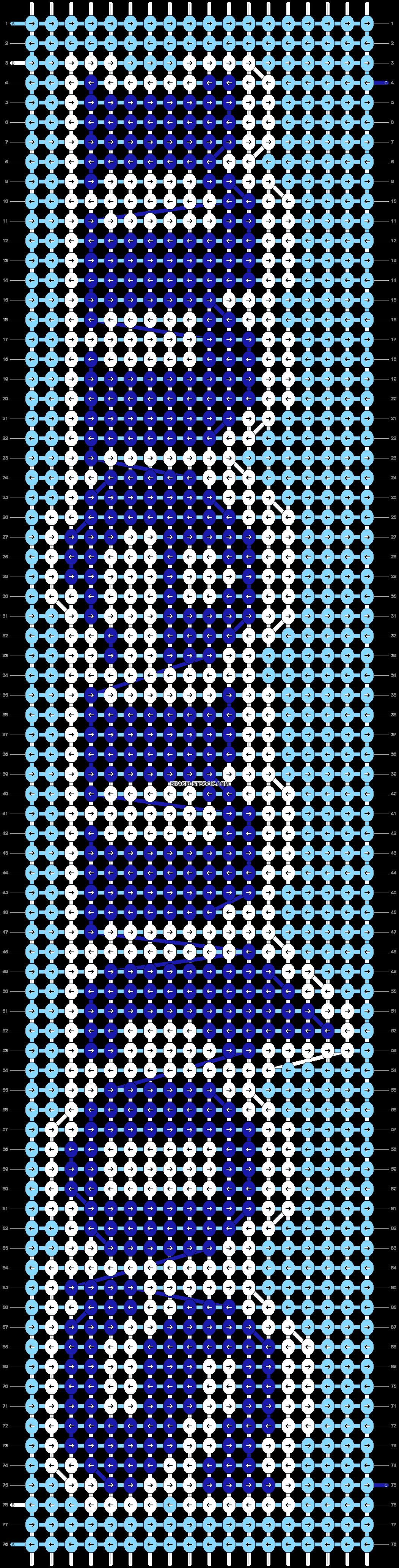 Alpha pattern #33972 pattern