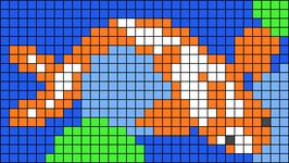 Alpha pattern #34042