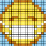 Alpha pattern #34045