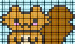 Alpha pattern #34055