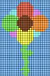 Alpha pattern #34056