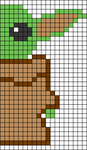 Alpha pattern #34088