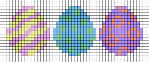 Alpha pattern #34092