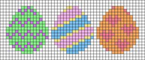 Alpha pattern #34093