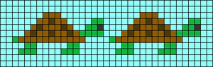 Alpha pattern #34099