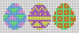 Alpha pattern #34100