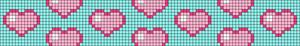 Alpha pattern #34105