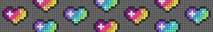 Alpha pattern #34106