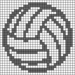 Alpha pattern #34113