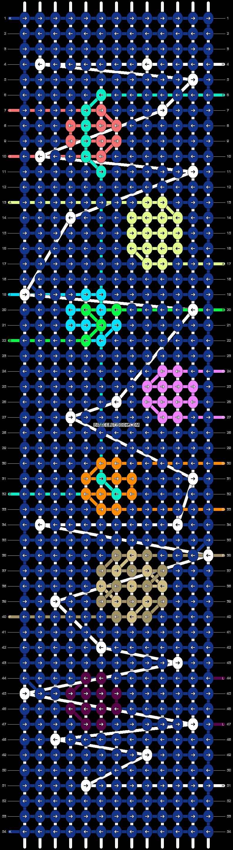 Alpha pattern #34115 pattern