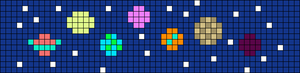 Alpha pattern #34115