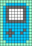Alpha pattern #34123