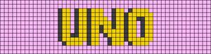 Alpha pattern #34131