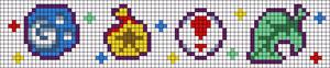 Alpha pattern #34172