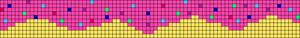 Alpha pattern #34173