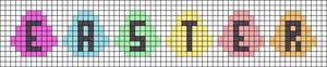 Alpha pattern #34174