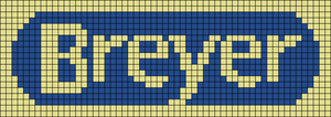 Alpha pattern #34182