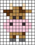 Alpha pattern #34187
