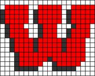 Alpha pattern #34201