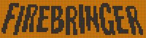 Alpha pattern #34203