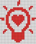 Alpha pattern #34211