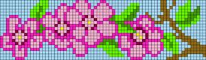Alpha pattern #34228