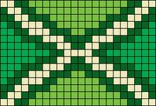 Alpha pattern #34231
