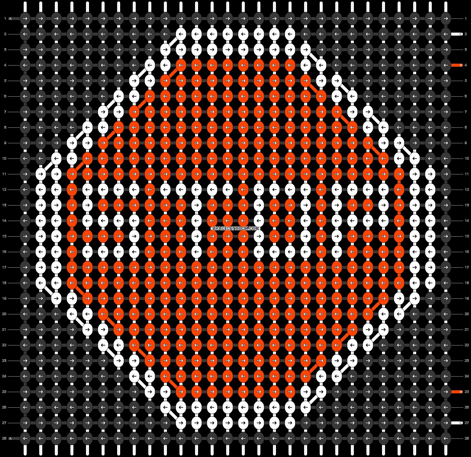 Alpha pattern #34238 pattern