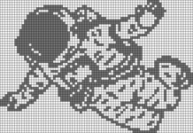 Alpha pattern #34239