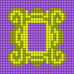 Alpha pattern #34241