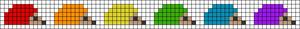 Alpha pattern #34246