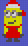 Alpha pattern #34253
