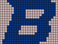 Alpha pattern #34266