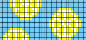 Alpha pattern #34267