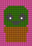 Alpha pattern #34273