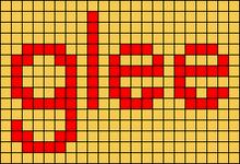 Alpha pattern #34276