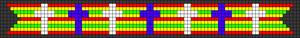 Alpha pattern #34296
