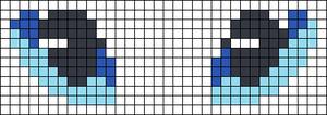 Alpha pattern #34300