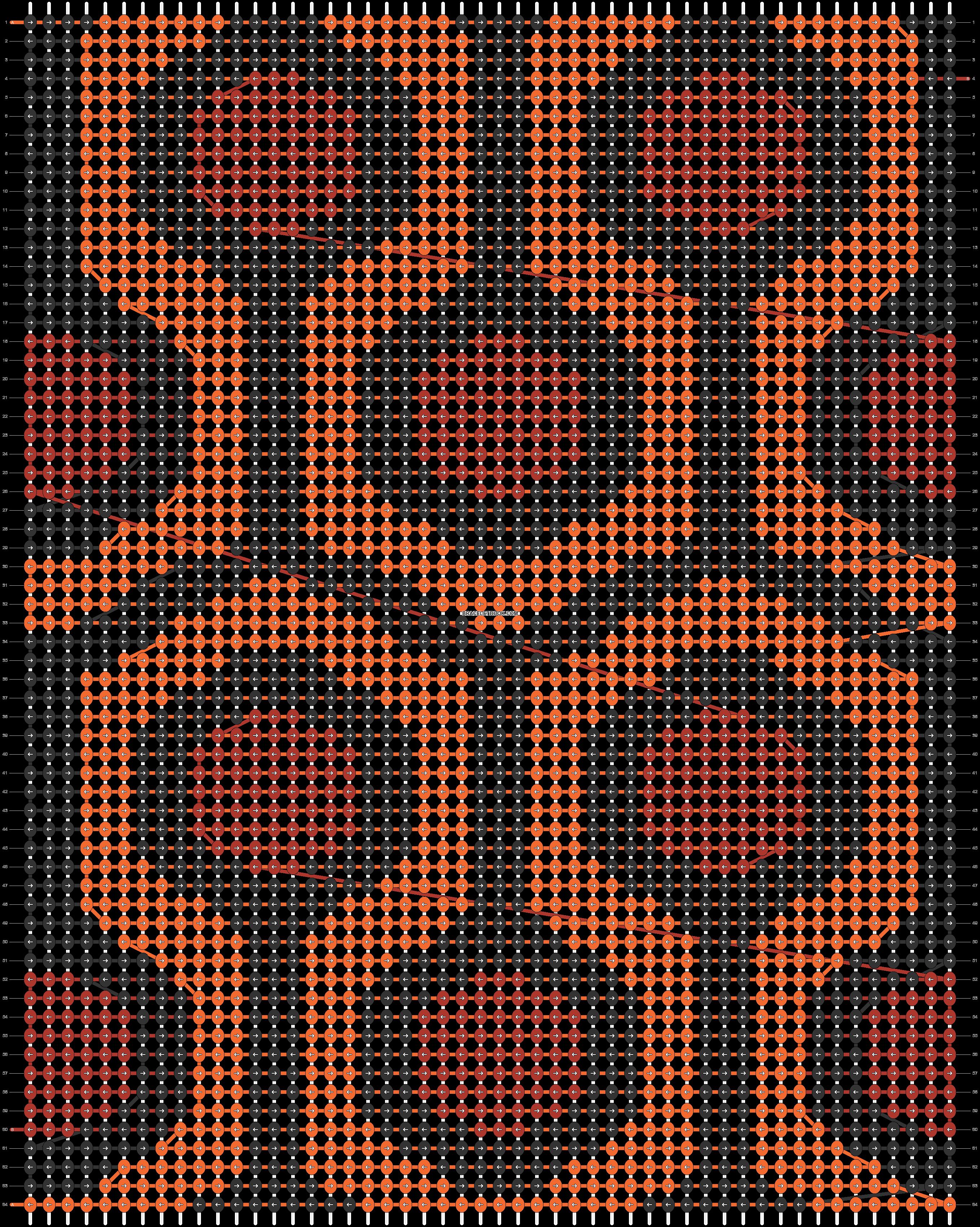 Alpha pattern #34308 pattern
