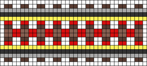 Alpha pattern #34310