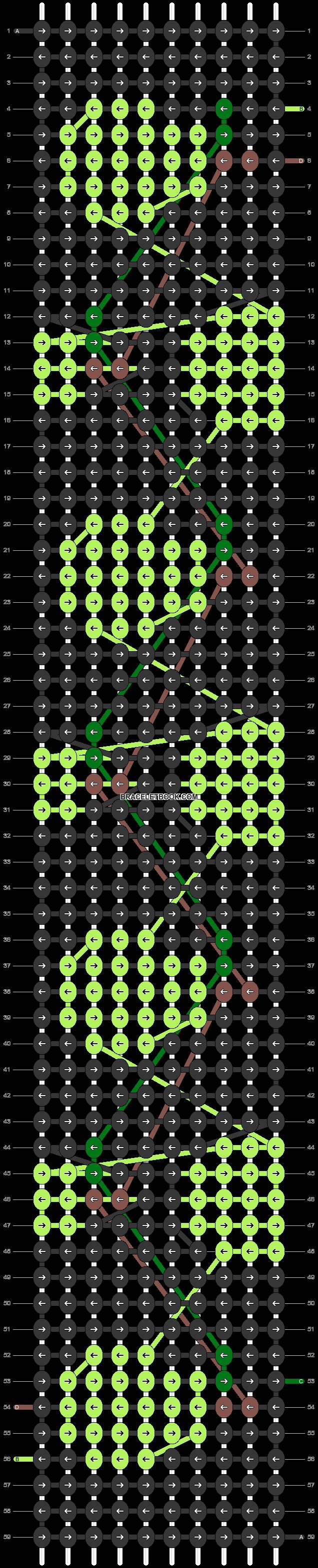 Alpha pattern #34311 pattern
